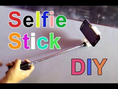 diy selfie stick for camera or gopro funnydog tv. Black Bedroom Furniture Sets. Home Design Ideas
