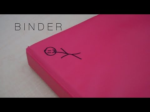 Binder  By Polly & Shannon
