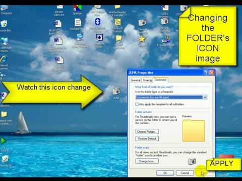 how to change desktops on make