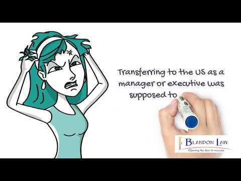 Three Easy Steps for L Visas for Transfer Managers and Executives