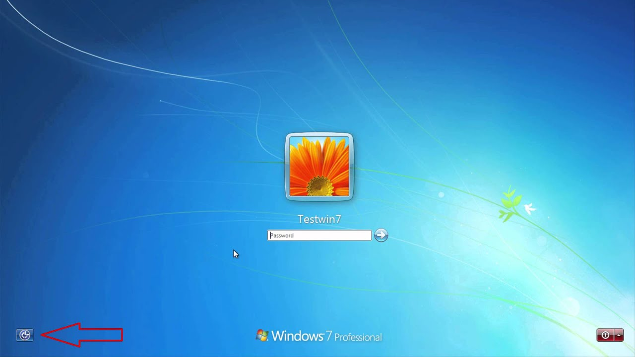 2020 How to reset windows 7 password without any software or installation boot media