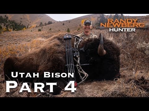 2018 Utah Archery Bison with Randy Newberg (Part 4)