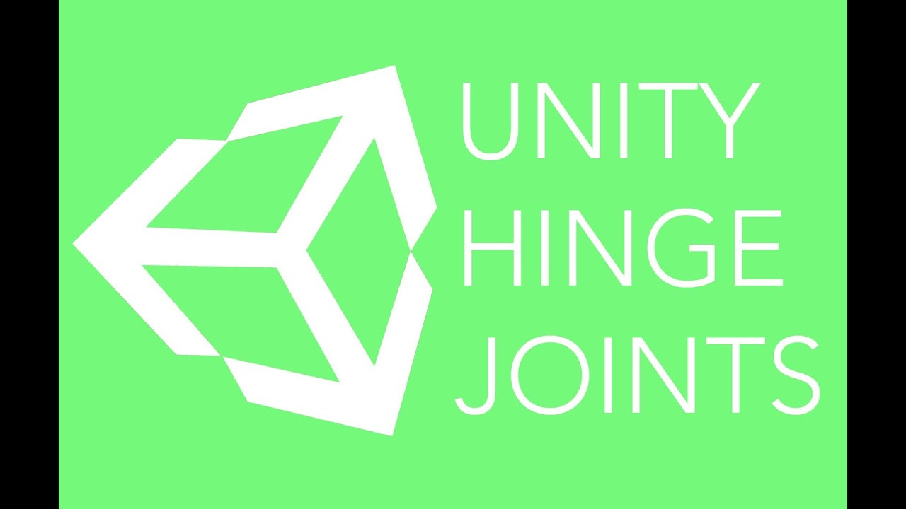 Unity Quick Tutorial Hinge Joints Youtube