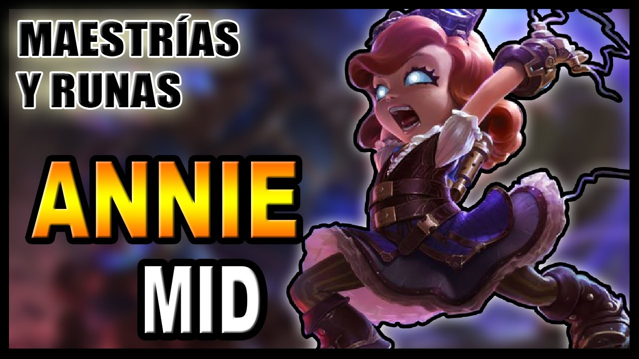 how to play annie mid s7