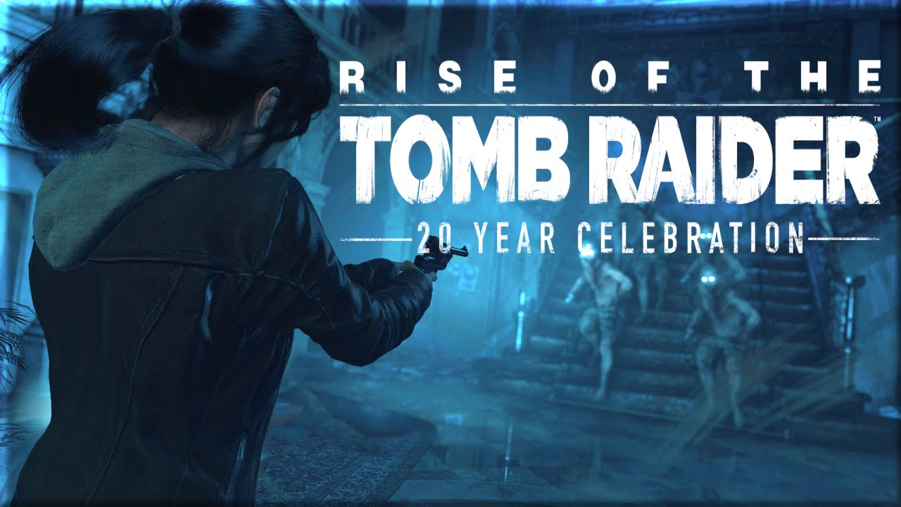 Free Download Rise of the Tomb Raider 20 Year Celebration PC Full Version