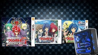 How To Play The Cardfight Vanguard 3DS Games On PC!!!