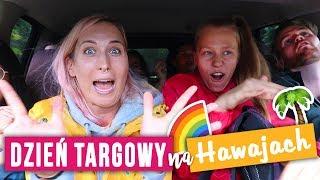 Jedziemy na Hawajski targ | Agnieszka Grzelak Vlog