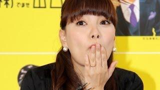 元モーニング娘。の保田圭さんが11月14日、東京都内で行われた「やまぐ...