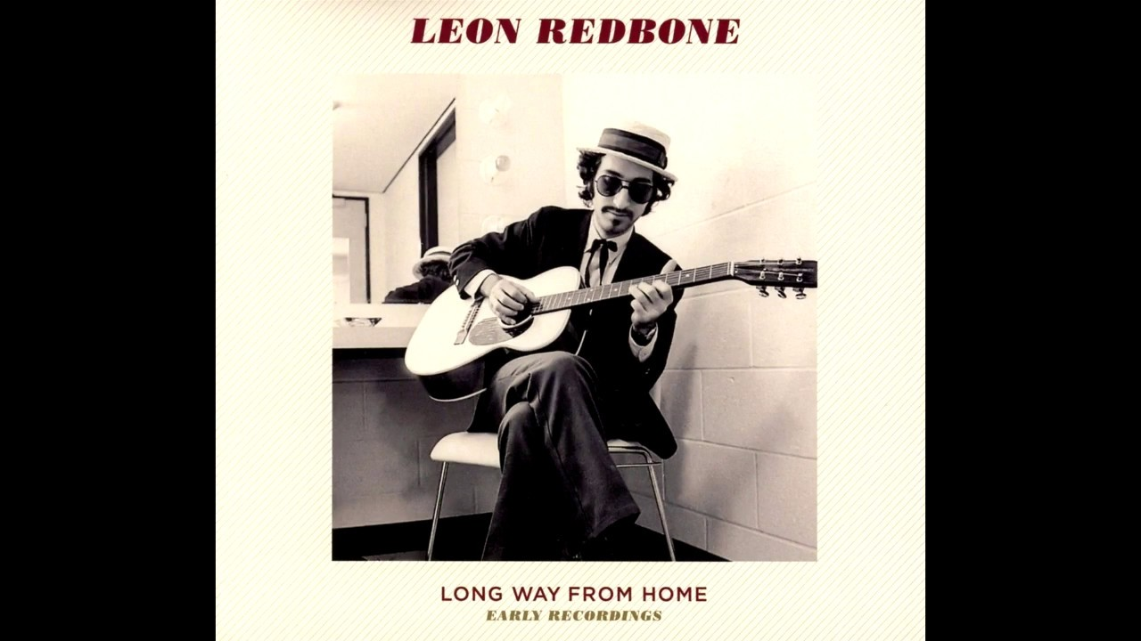 Leon Redbone- If I Had Possession Over Judgement Day (1972 Early Recording)