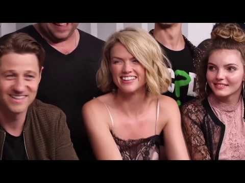 Gotham Cast Best Moments Part 1