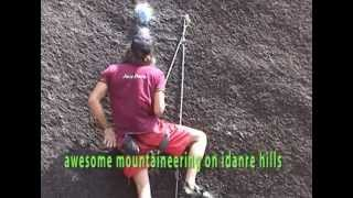 AWESOME MOUNTAINEERING ON IDANRE HILLS - FESTOUR