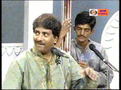 Ustad Rashid Khan SINDHI BHAIRAVI Thumri Naina neer bahay