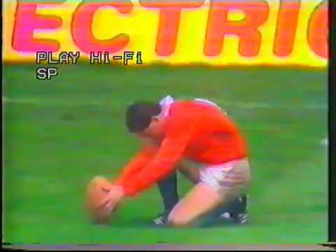 British Lions vs  The Rest (1986)