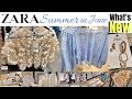 ZARA Summer NEW Collection #JUNE2019 Ladies Wear * Shoes * Bags
