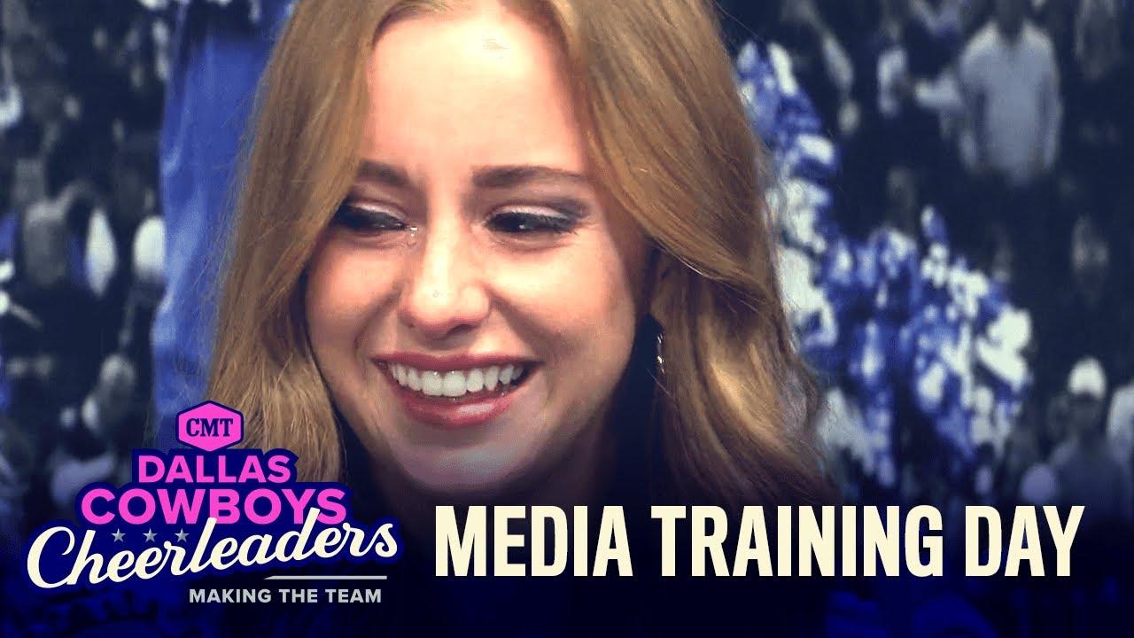 Download It's Media Training Day! 📺 S15, Ep. 7 Sneak Peek 🤧 #DCCMakingTheTeam   CMT