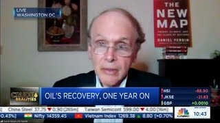 Oil prices to be between $60 to $75 a year from now, Dan Yergin says screenshot 1