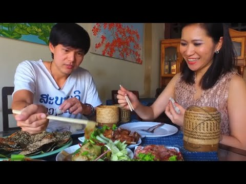 7 Must-Eats in LUANG PRABANG, Laos