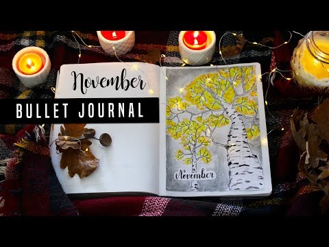 Bullet Journal [MAGYAR] 2018 November