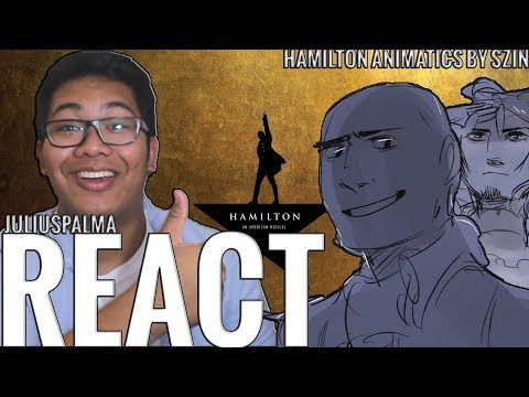JULIUS REACTS: HAMILTON ANIMATICS III (SZIN)