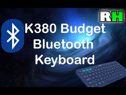 K380 Keyboard Review and How to Pair the Bluetooth Keyboard