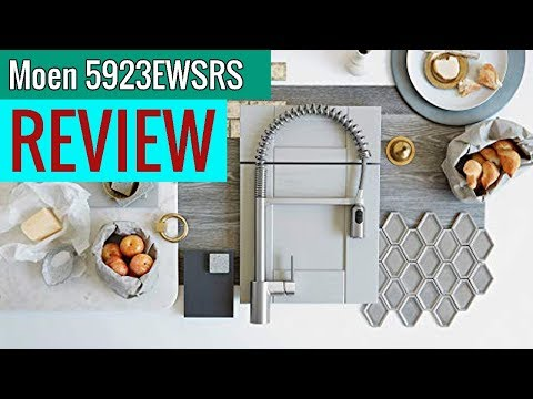moen-5923ewsrs-align-one-handle-spring-pulldown-kitchen-faucet-2019-review