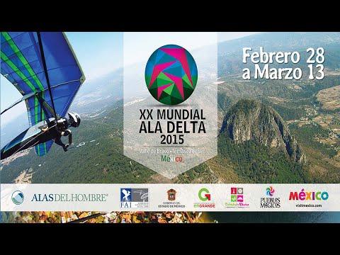 03 March - 20th F A I  WORLD HANG GLIDING CHAMPIONSHIP 2015