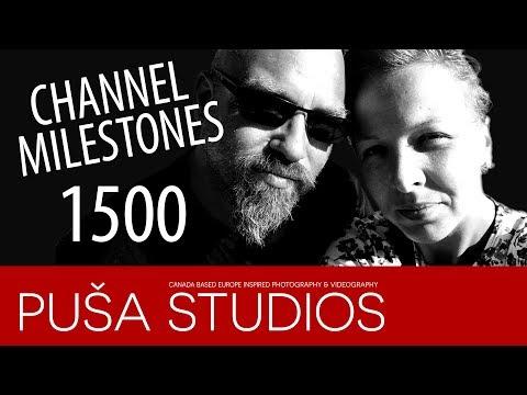 Puša Live Stream #048: WE HIT 1500 SUBSCRIBERS!!  + TEK TALK TUESDAY