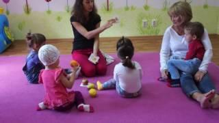 Развивающие занятия, урок фрукты