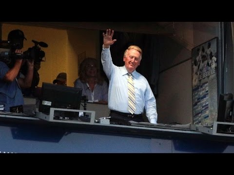 MLB: Vin Scully's Greatest Calls