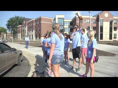 Move-in Day 2013 - South Dakota State University