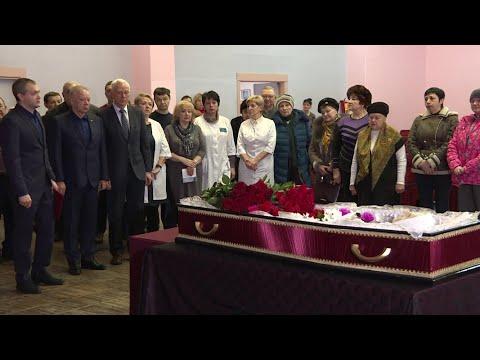 В Рязани прошло прощание с легендарным хирургом Аллой Лёвушкиной