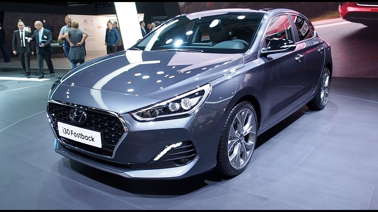 the all new hyundai i30 fastback 2018 in detail review walkaround interior exterior youtube. Black Bedroom Furniture Sets. Home Design Ideas