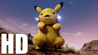 Comment Serait PIKACHU en HD ? - Jeux Nintendo en HD sous Unreal Engine 4