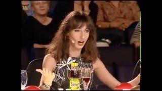 Шоу талантов в Грузии  - Ева Шиянова
