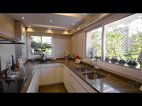 Luxury Penthouse for Sale in Cannes / Appartement-terrasse d'exception à vendre sur Cannes