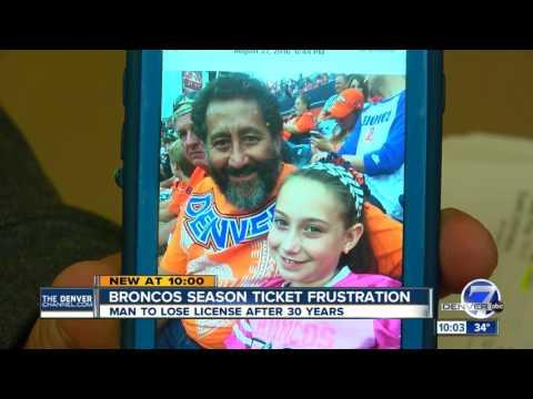 Broncos Season Tickets