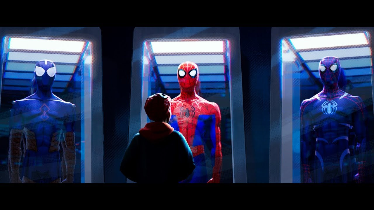 ספיידרמן: ממד העכביש טריילר מתורגם | Spider-Man: Into the Spiderverse