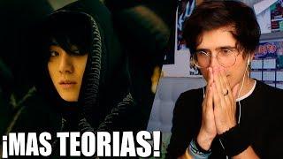 BTS 'FAKE LOVE' Official MV (Extended ver.) REACCION | MÁS TEORÍAS | SisiuveMustDie