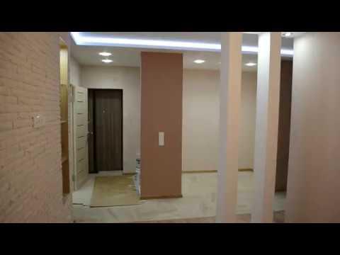 Квартира в стиле контемпорари Современный ремонт