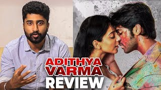 Adithya Varma Tamil Movie Review