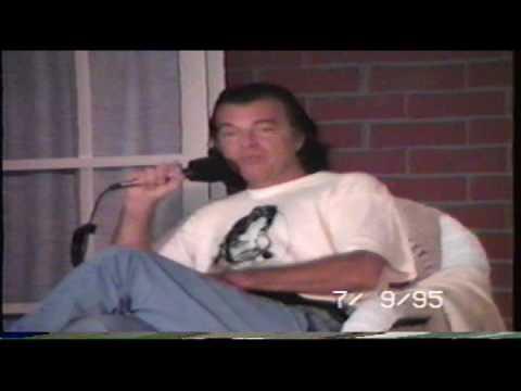 A Distant Shore 1995 ~ Q&A Edward Albert ( Elliot Burch ) 1 of 6