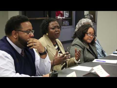 African American Studies Panel Discussion