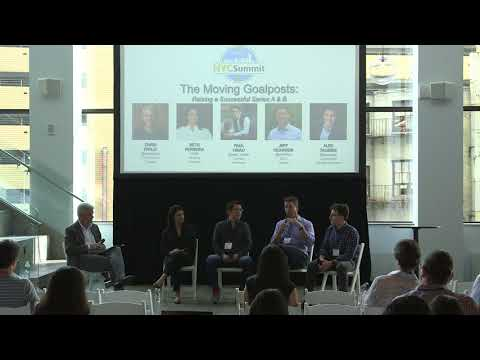 NYC Consumer Day: Raising a Successful Series A & B