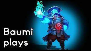 Dota 2 | SAVED BY LOTUS ORB!! | Baumi plays Storm Spirit
