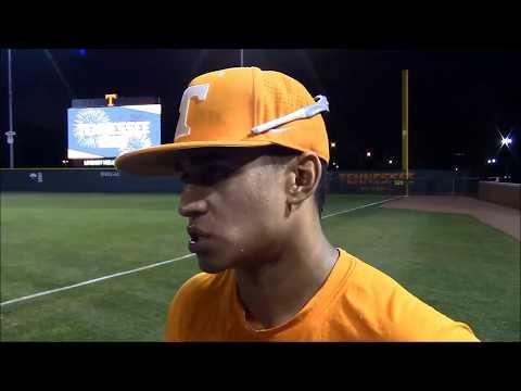 Tennessee Baseball | Benito Santiago Postgame (05.16.17)