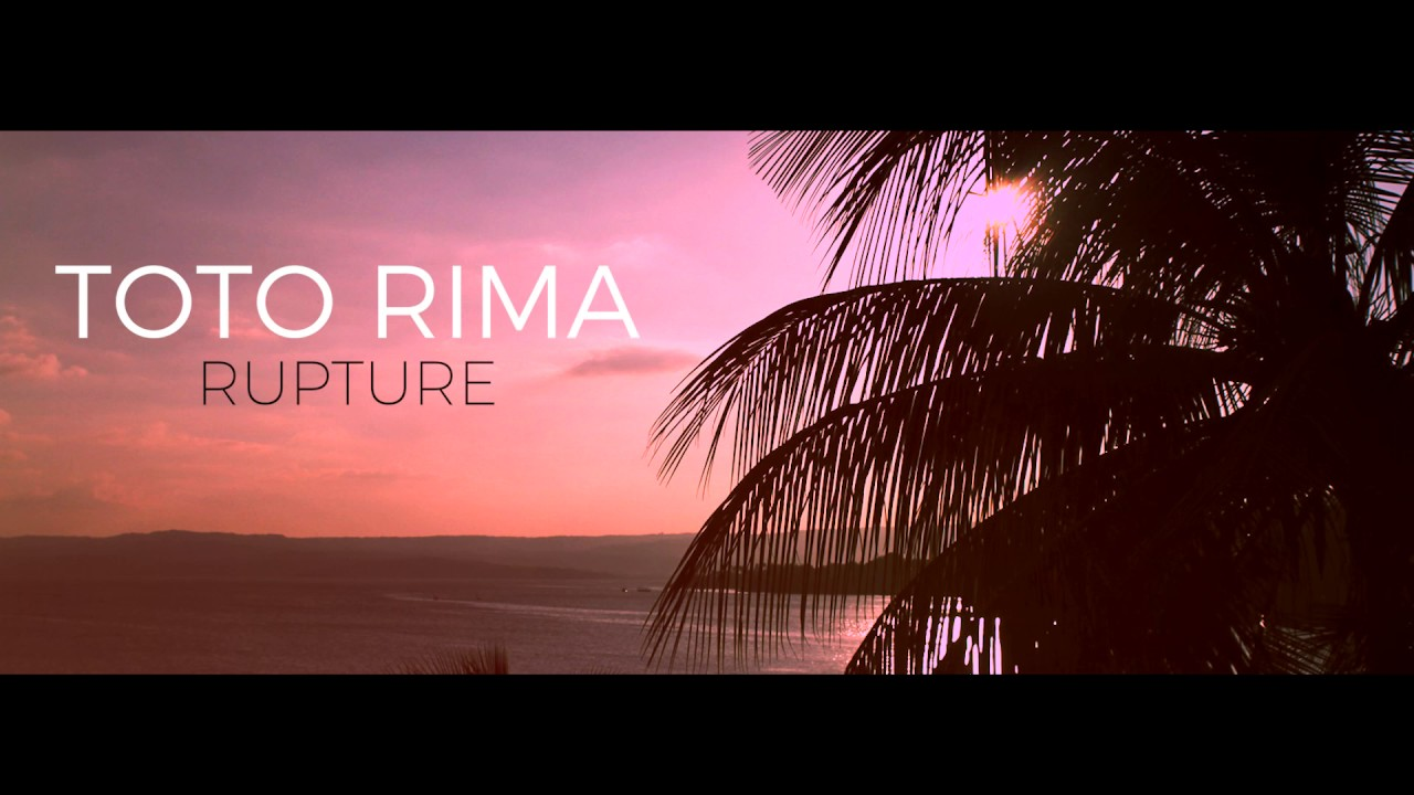 "TOTO RIMA ""RUPTURE"""