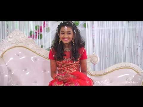Rithika Chowdary(Saree Ceremony)=21-12-2018