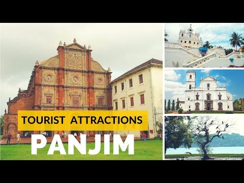 Panjim Tourist Attractions |  Goa Things To Do | Beaches in India