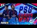 FIFA 19 PSG Career Mode EP6 - Insane Champions League R16 Games vs Atletico Madrid!!