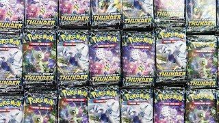 Opening 1,000 Pokemon Packs of Lost Thunder!
